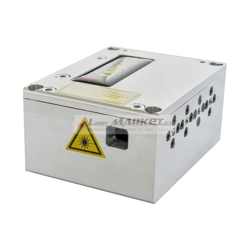 Kvant Laserový modul RGB1800DM, 1800mW Full color - plnobarevný, analogová modulace 100kHz