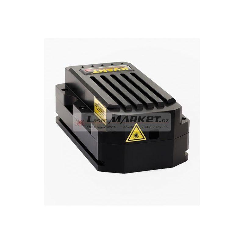 Kvant Laserový modul 1W 637nm, 1000mW Red - červený, analogová modulace 100kHz