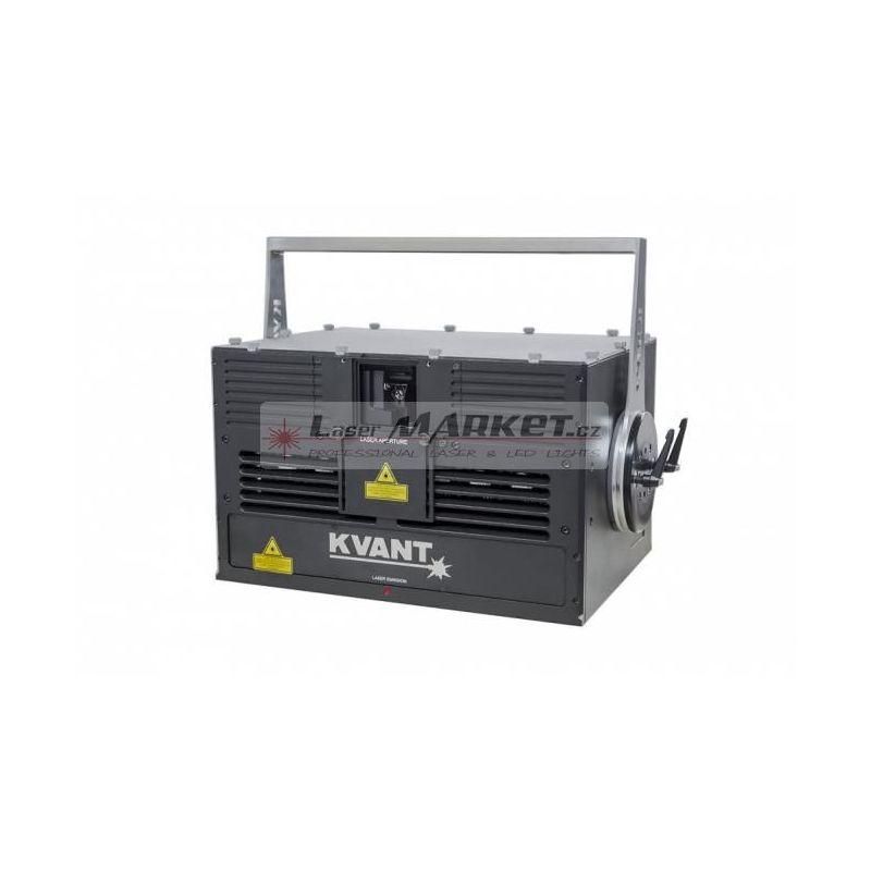 KVANT Atom 12, 12W HIGH END plnobarevný laserový projektor, LAN, Pangolin FB4