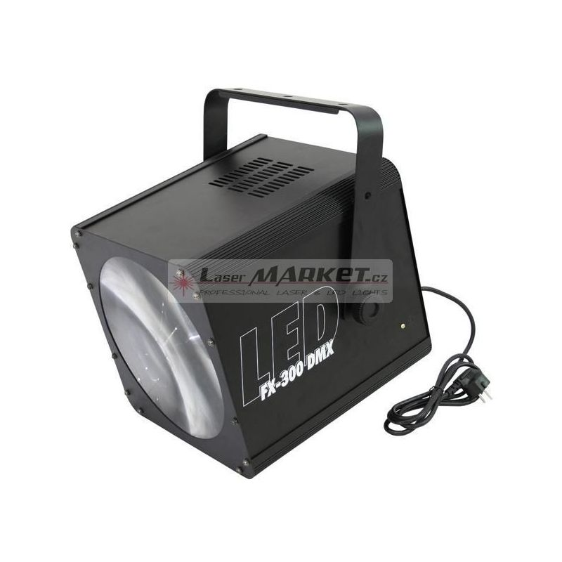 Eurolite LED Revo, 469x 5mm RGB LED, DMX, paprskový efekt