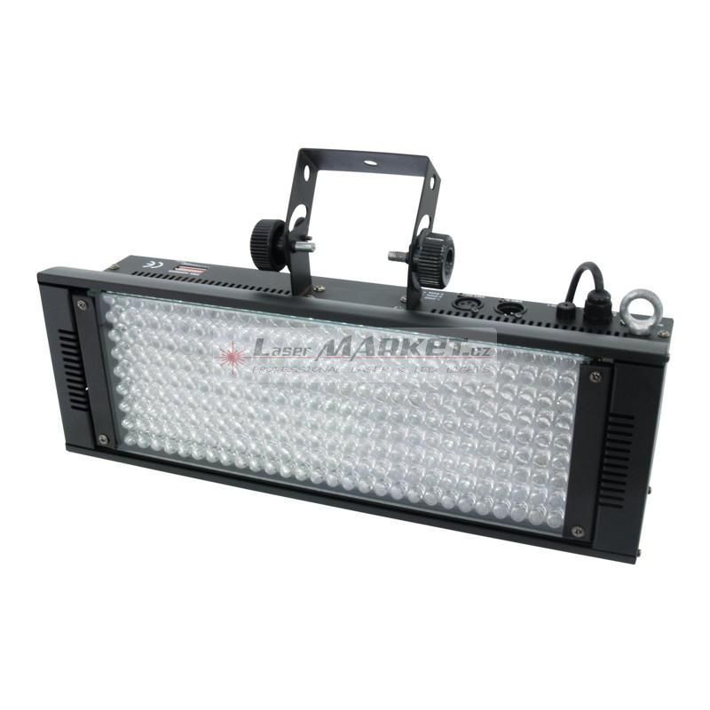 Eurolite LED Floodlight, 252x 10mm LED, 6000K