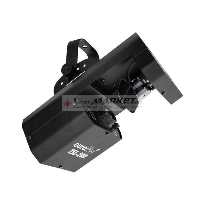 Eurolite LED TSL-200, 1x20W COB DMX rotační goba scan, světelný efekt