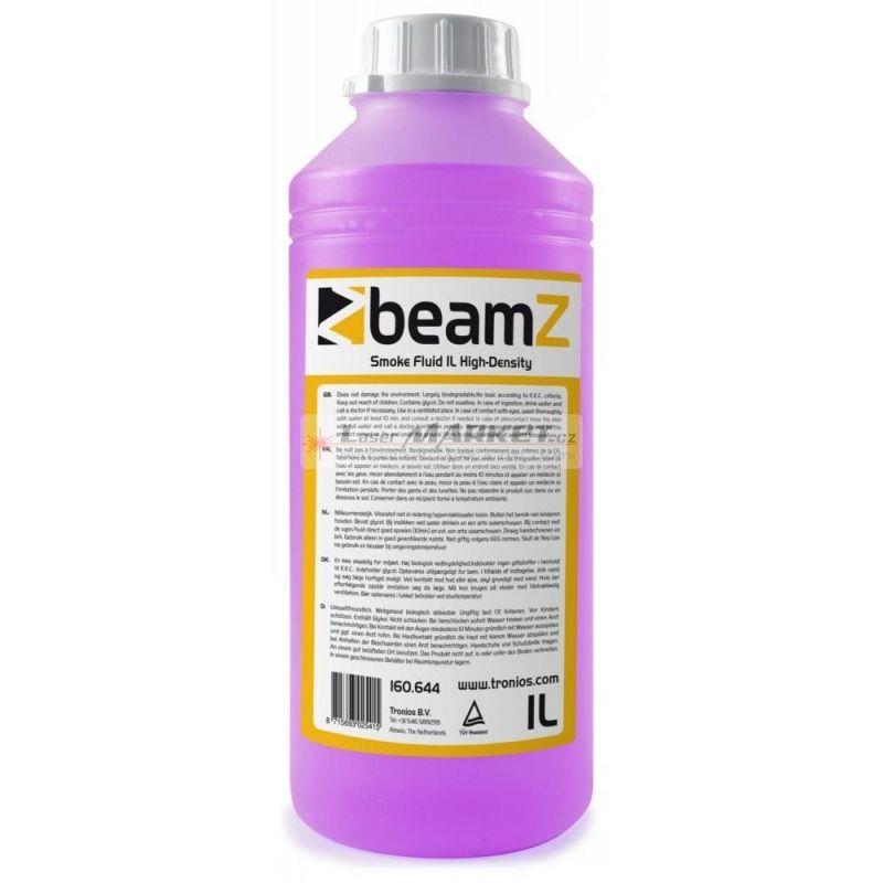 BeamZ náplň do výrobníku mlhy, high density, 1L