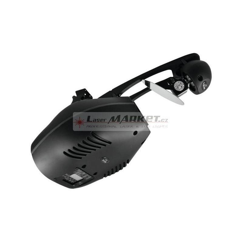 Futurelight LED Scan 1x 60W LED bílá dioda, DMX