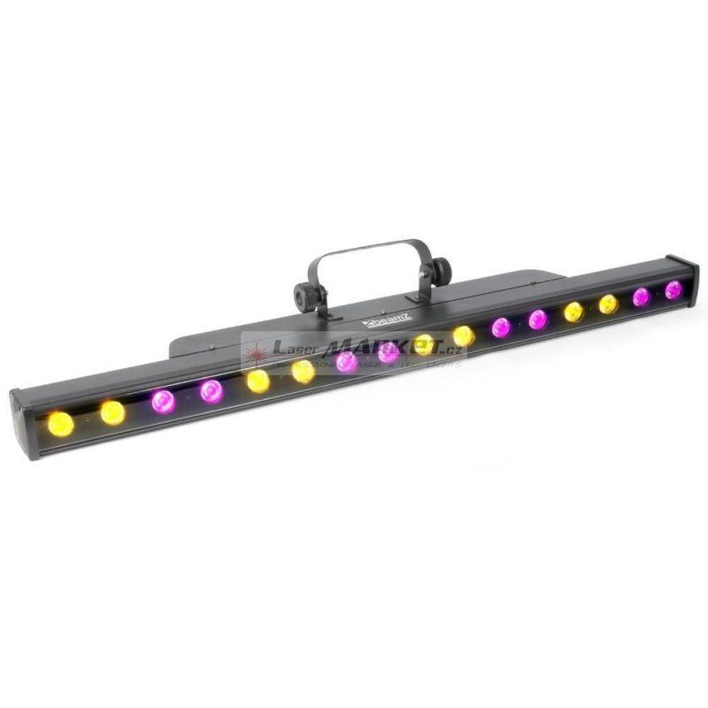BeamZ LED BAR 16x3W TCL, DMX