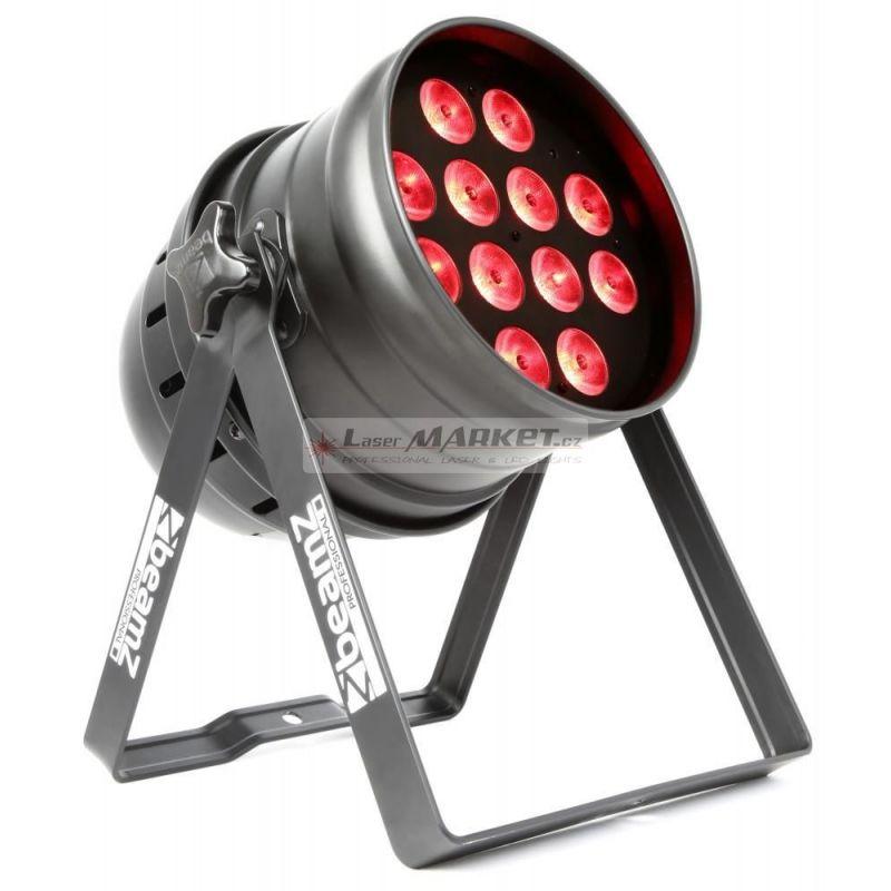 BeamZ LED PAR-64 QCL 12x 12W IR, DMX