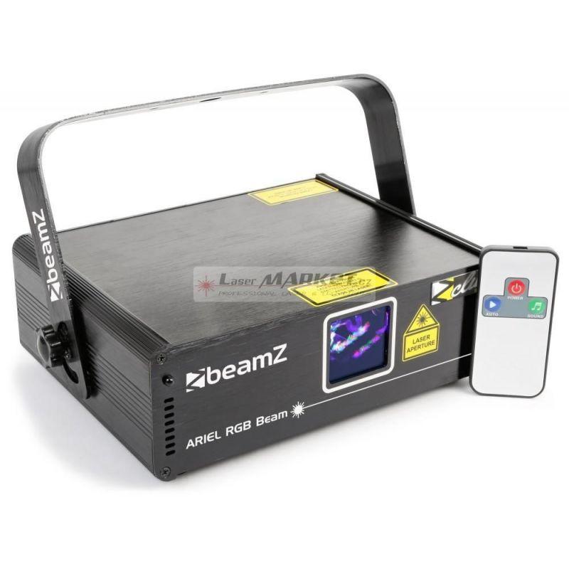 BeamZ Laser Ariel 350mW RGB, DMX, DO