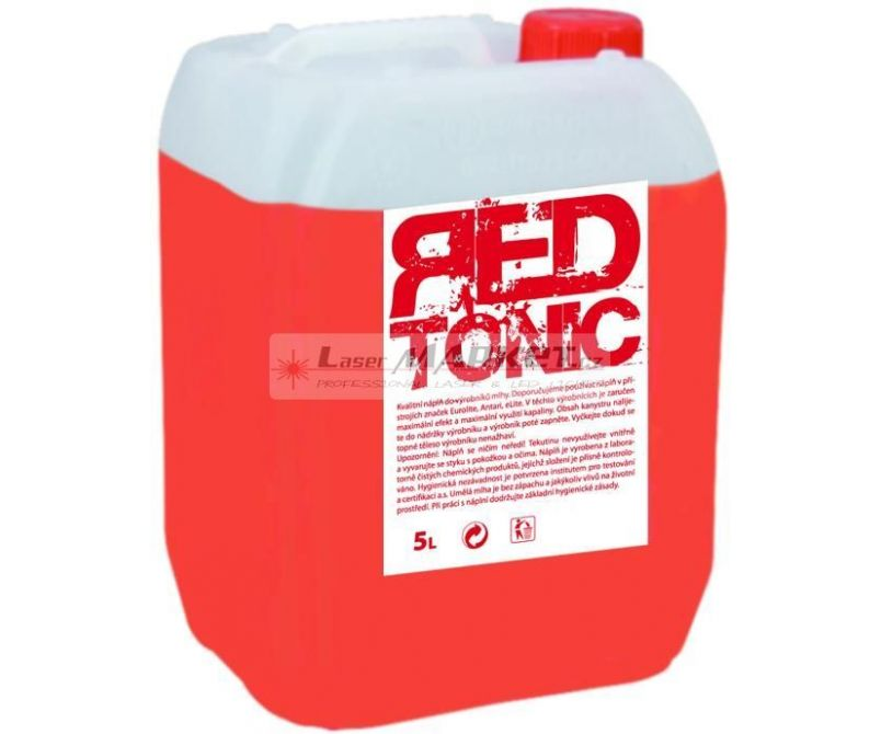 elite RED Tonic, náplň 5L