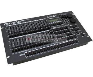 Futurelight CP-512 MST ovladač, 16 bit