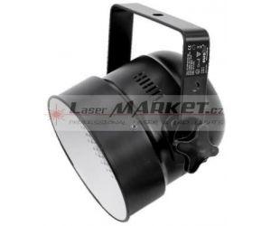 Eurolite LED PAR-56 RGB DMX, 151x5mm LED, černý