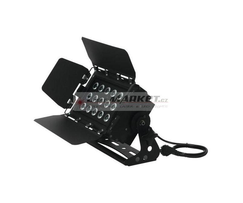 Eurolite LED Wash 18x 8W QCL RGBW