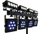 Eurolite LED BAR 12x 1W 6000K DMX, světelná lišta