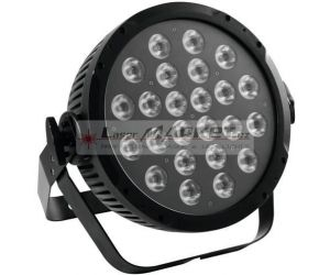 Futurelight LED Slim PAR 24x3W TCL, DMX