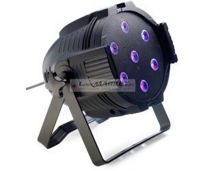 Stagg LED PAR ML-7x10W QCL DMX černý, LED reflektor