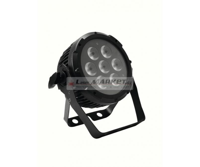 Futurelight LED Slim PAR 7x4W QCL RGBA, DMX