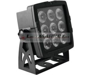 Eurolite LED reflektor 9x8W QCL IP65, DMX