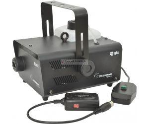 QTX QTFX-900 MKII, výrobník mlhy s dálkovým ovladačem 900W