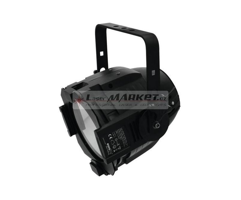 Eurolite LED PAR ML-56 COB 3200K 100W 60, černý