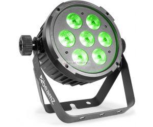 BeamZ BT270 LED Flat Par 7x6W 4-in-1 RGBW