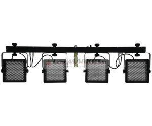 Eurolite LED KLS-401, 4x 180 RGB DMX, světelná rampa