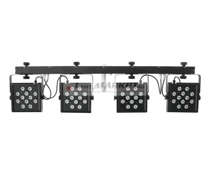 Eurolite LED KLS-1001, 48x 3W TCL DMX, světelná rampa