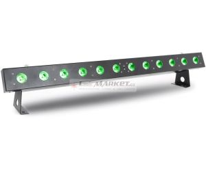 BeamZ LED BAR 12x 18W RGBAW-UV, IR, DMX