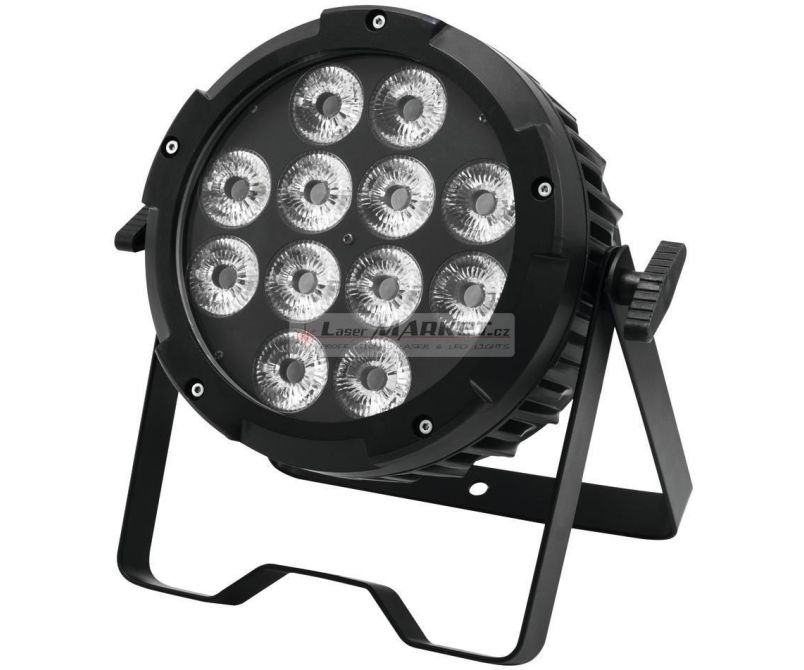 Futurelight PRO Slim PAR 12x10W HCL RGBAW+UV, DMX