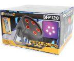 BeamZ BFP120 FlatPAR reflektor s IR, 5x 8W QCL LED