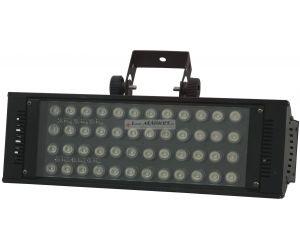 eLite LED Wash light 36x3W TCL, černý - použito (A3002015)