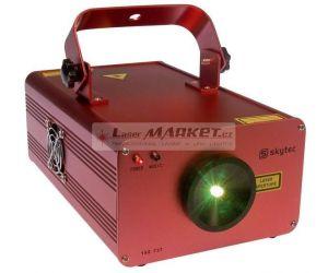 Skytec Spider Laser, 140mW, DMX - použito (SK152737)