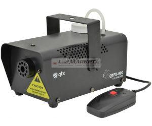 QTX QTFX-400, výrobník mlhy s dálkovým ovladačem